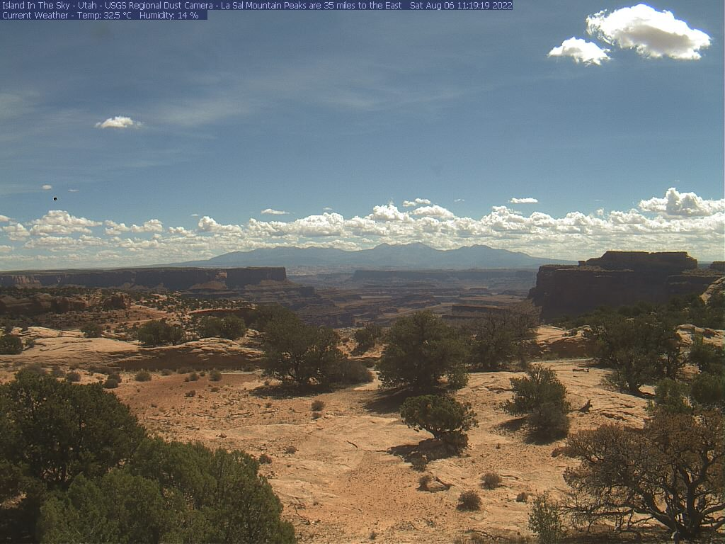 Canyonlands National Park Camera